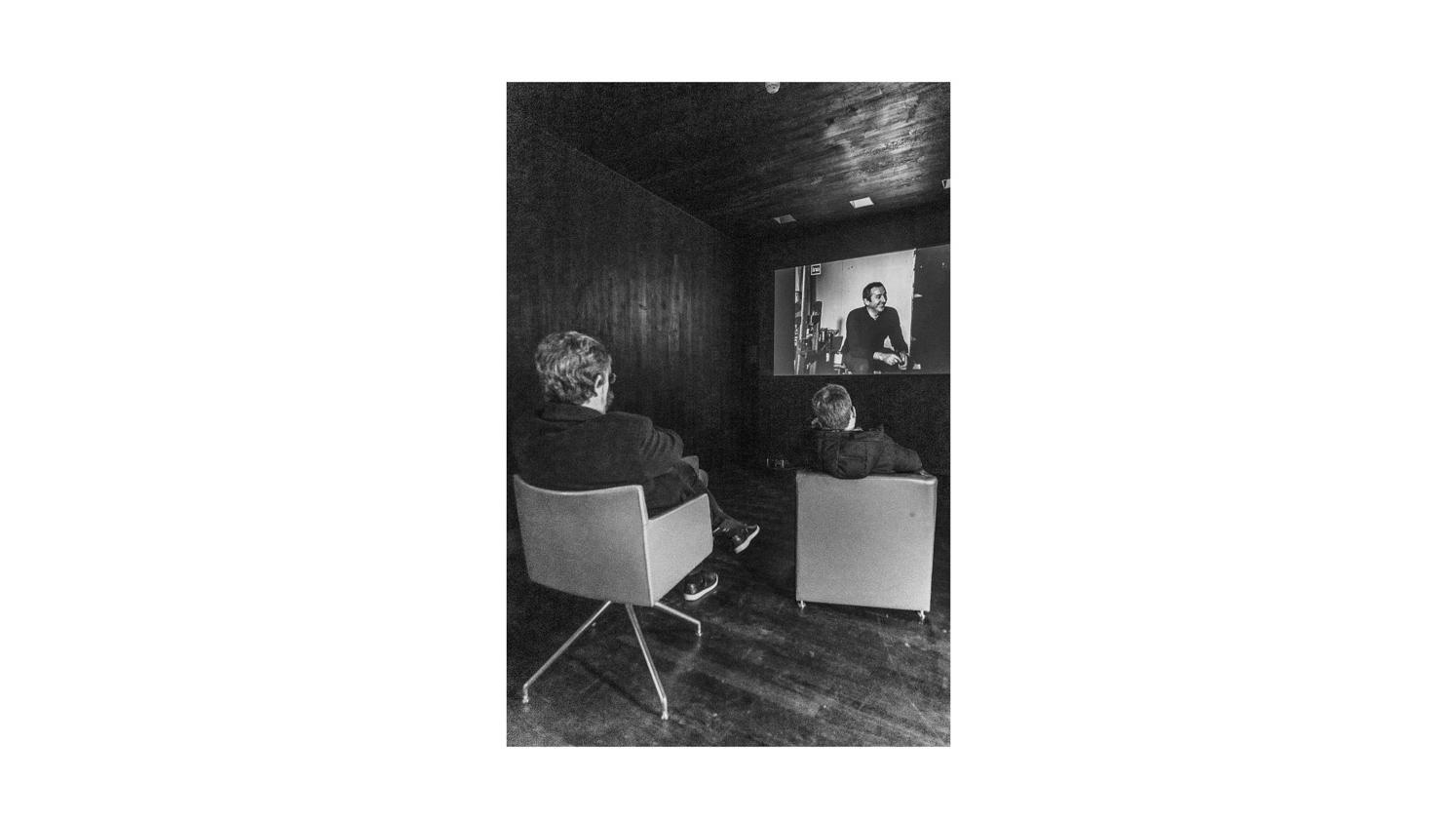Pierre Soulages, Photographie Nadim Zeraïa. Nos Films, Société de production vidéo et film à Montpellier.